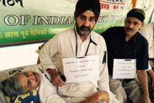 OROP protest: Another Army veteran on fast-unto-death takes ill, rushed to Army hospital