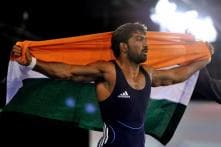 Indian wrestlers to train in Las Vegas for World Championship