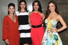 Stars dazzle at the special screening of 'Calendar Girls' and 'Kis Kisko Pyaar Karoon'