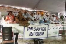 A week after OROP announcement, veterans to go for 'Sainik Satyagraha' rally over sticking issues