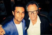 Randeep Hooda 'happy' to meet 'great' Geoffrey Rush at TIFF