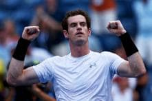 Andy Murray overcomes two-set deficit in New York heat