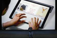 The Apple iPad Pro is in the starting blocks