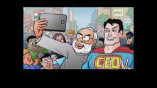 Cartoon of the day: PM Modi in US for his five-day visit