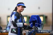 Apurvi Chandela, Chain Singh strike gold in National Shooting Championship