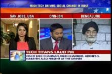 PM Modi has wooed the Silicon Valley to come to India, says RBI Chair Professor Charan Singh