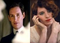Watch: Eddie Redmayne is almost unrecognisable as artist Lili Elbe in the trailer of 'The Danish Girl'