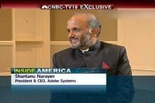 India has abundant human capital: Shantanu Narayan
