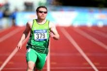 Jason Smyth crowned world's fastest para-athlete