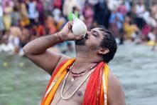 Modern technology meets ancient rituals at Nashik's Simhastha Kumbh Mela