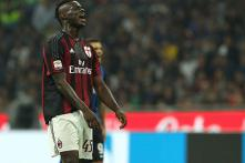 Inter Milan beat AC Milan 1-0 in derby match to move top of Serie A