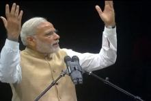 Are there any corruption allegations against me, asks Modi in San Jose, attacks Congress for backing 'damaad'