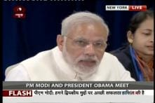 Our partnership addresses a broad range of strategic and security concerns: PM Modi