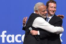 Facebook, Google give Narendra Modi an inside look into Silicon Valley