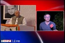 Newsmaker of the Day: Omar Abdullah