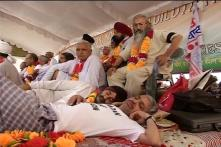 OROP: Protesting ex-servicemen claim police harassment