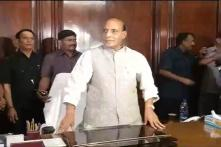 Union Home Minister appeals to countrymen to maintain communal harmony