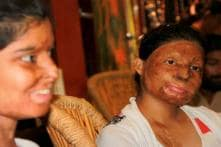 Inside Agra's Sheroes Hangout Cafe: A cafe run by acid-attack survivors