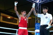 Indian boxer Gaurav Solanki enters in Commonwealth Youth Games final