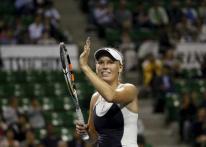 Australian Open 2017: Caroline Wozniacki Stops Rot By Winning Opening Round