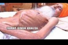 Radicals may use pictures of starving 82-year-old Surat Singh to escalate tension in Punjab, warns Centre