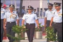 Honorary Group Captain Sachin Tendulkar adds glitter to IAF's 83rd anniversary celebrations
