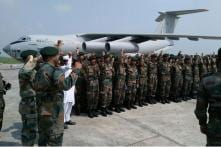 Indian, Chinese Army kick off anti-terrorism exercise