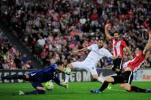 Atletico fight back to draw 1-1 against Real in Madrid derby