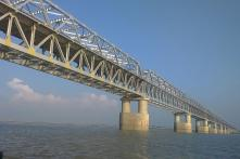 Even after a decade, villagers await completion of bridge on Ganga in Munger, use ferry to cross the river
