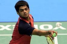 Shuttler B. Sai Praneeth ousted from Bitburger Open