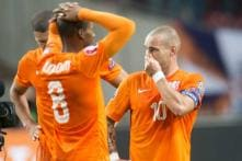 Netherlands fail to qualify for Euro 2016 for the first time since 1984