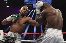 Manny Pacquiao says in talks with Floyd Mayweather and Amir Khan