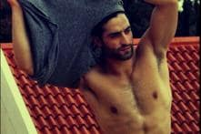 10 droolworthy pictures of Rouhallah Gazi that prove he is India's hottest male model