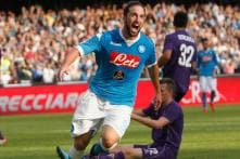 Serie A: Gonzalo Higuain sinks leaders Fiorentina, Inter Milan held by Juventus