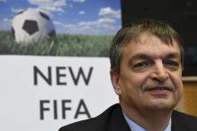 Jerome Champagne enters FIFA presidential election contest