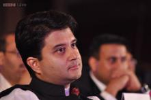 Jyotiraditya Scindia 'Not Invited' at Function in His Constituency, Congress MLA Says Pushed Off Stage for Raising Issue