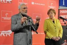 India, Germany to cement ties during Narendra Modi-Angela Merkel meet
