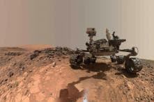 NASA Mars rover finds clear evidence for ancient, long-lived lakes