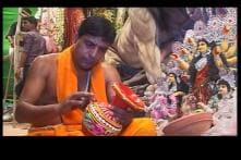 Meet people who work tirelessly during Durga puja