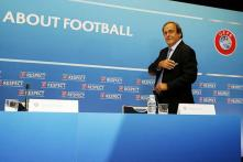 UEFA chief Michel Platini hits back over FIFA payment row