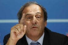 Michel Platini appeals against FIFA ban, backed by South America