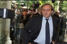 Sepp Blatter and Michel Platini provisionally banned by FIFA