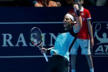 Rafael Nadal rallies from brink to beat Lukas Rosol at Swiss Indoors