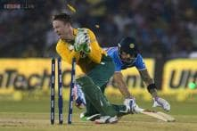 2nd T20I: Irate Cuttack fans hurl bottles after India's poor show