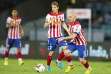 We're devastated not going into the final, says Iain Hume