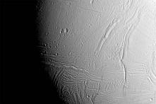 NASA's Cassini captures close up of Saturn's icy moon Enceladus