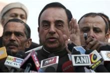 Herald case: Swamy opposes plea against trial court order