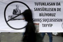 Turkish President Erdogan dolls burned, buried as Russia fumes at Ankara
