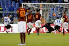Serie A: AS Roma follow up Barcelona debacle with home defeat to Atalanta