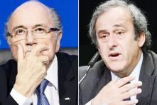 Mixed reactions to Sepp Blatter, Michel Platini bans